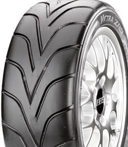 ZR9 Victra Tires